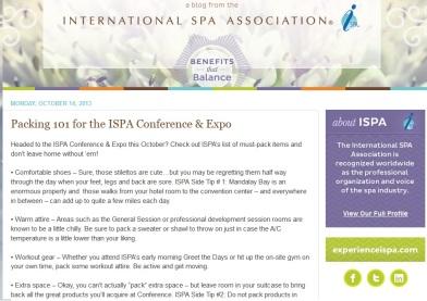 ISPA blog