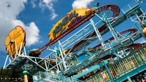 Animal Kingdom Primeval Whirl